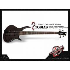EPIPHONE Toby Deluxe-IV Bass  Bas Gitar Transluc