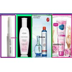 Oriflame ESSENT�ALS avon care Beauty 4 adet �r�n
