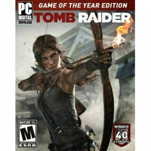 TOMB RAIDER GAME OF YEAR EDITION STEAM CD KEY EU
