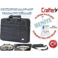 """Crafter Design-OLYMPOS 15,6""""  �anta HED�YEL�!.."""