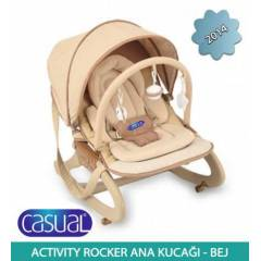 Casual Activity Rocker Ev Tipi Anakuca��