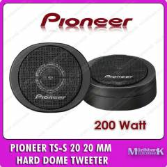 PIONEER TS-S 200W 20 MM HARD DOME TWEETER
