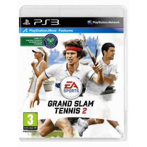 GRAND SLAM TENNIS 2 PS3 HD PAL SIFIR AMBALAJINDA