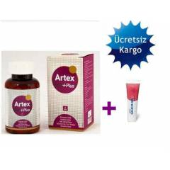 ARTEX PLUS 90 TABLET + GLUCO JEL 50 GR