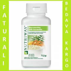 AMWAY NUTR�WAY GLUCOSAM�NE W�TH BOSWELL�A