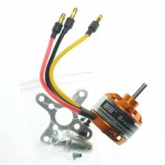 G Power D2822-17 1100KV Brushless Motor
