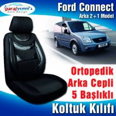 Ford Connect Koltuk K�l�f� 2+1 L�ks Ortopedik