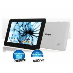 Casper Via Tablet Pc 7inch 16GB 1GB Ram 2 Kamera