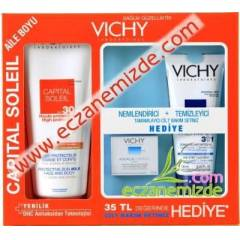 Vichy Capital Soleil Spf 30 Sun Milk Family 300