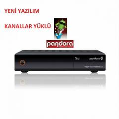 Next Pandora Hybrid Full Hd Uydu A.+ Dahili W�F�