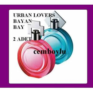 OR�FLAME URBAN LOVERS edt BAYAN ve BAY parf�m