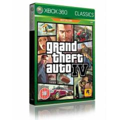 XBOX 360 GTA 4 GRAND THEFT AUTO 4 SIFIR ORJİNAL
