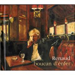 Renaud   - Boucan D'Enfer CD ALBUM 2.el