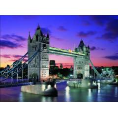 Educa Puzzle 1000 Par�a Tower Bridge , London ,