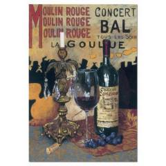 Educa Puzzle 1000 Par�a Moulin rouge