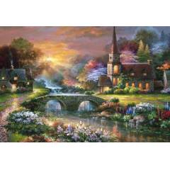 Educa Puzzle 1000 Par�a Peaceful Reflections