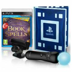 PS3 MOVE PACK+OYUN (MOVE KONTROLLER+KAMERA+OYUN)