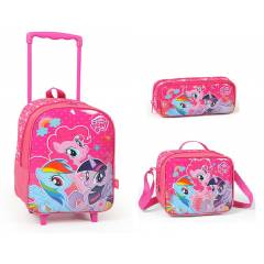 My Little Pony okul �antas� �ek�ek ekonomik set