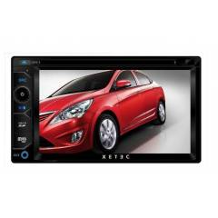 Xetec Ds 6202 Navigas. TV Dvd Usb Double Oto Tey