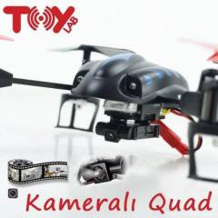 X-Drone 4 Kanal Kameral� Helikopter Quadcopter