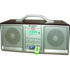 Kamosonic KS-MR116 USD-SD Kart-MP3-�arjl� Radyo