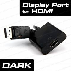 DARK Display Port - HDMI D�n��t�r�c� DK-HD-ADPXH