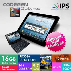 CODEGEN R95 ��FT �EK�RDEK 9,7� 16GB TABLET