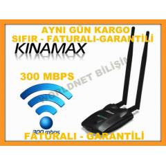 K�NAMAX USB WIRELESS ADAPT�R ALICI ��FT ANTEN