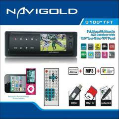 Navigold 3100 Kendinden Ekranl� CD-MP3-VCD-DVD