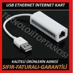 USB �NTERNET �EV�R�C� USB TO ETHERNET RJ45