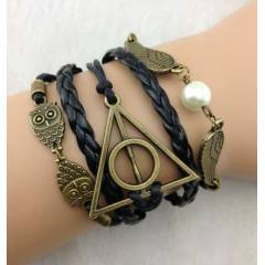 HARRY POTTER S�YAH BAYKU�LU SNITCH B�LEKL�K
