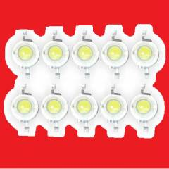 3W - 3 WATT KIRMIZI POWER LED