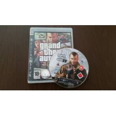 GRAND THEFT AUTO 4 GTA IV PS3 OYUNU KARGOSUZ