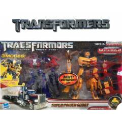 Transformers Super Power Robot - S�per G�� Robot