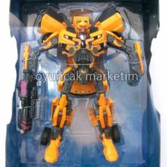 Transformers Araba Olan S�per Robot Level 3 Supe