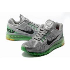 Nike Air Max Bay Spor Ayakkab� - Gym Gray-Green