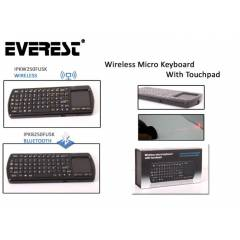 Everest IPKB250FTUK Bluetooth Q Multimedia Kablo