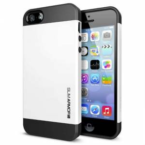 Spigen SGP iPhone 5 Kapak Slim Armor Case