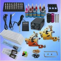 TATTOO D�VME SET� 2 MAK�NEL�  FULL SET
