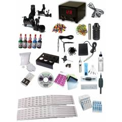 TATTOO D�VME SET� ROTARY MAK�NEL� FULL SET