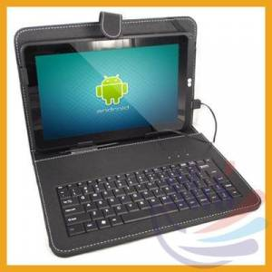 10,1'' �N� TABLET PC  ���N KLAVYE KILIF