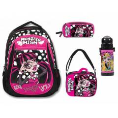 Monster high okul s�rt �antas� 1414 full set