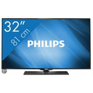 PH�L�PS LED TV 32PHK4309 UYDULU 100 HZ 82 EKRAN