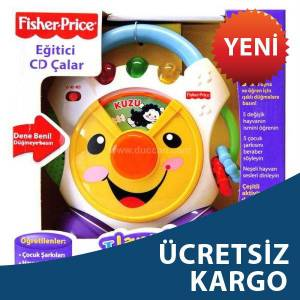 Fisher Price E�itici CD �alar T�rk�e