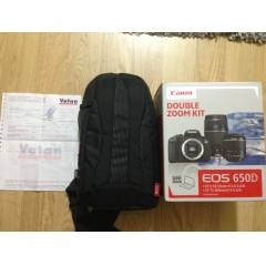 Canon 650D Full Set