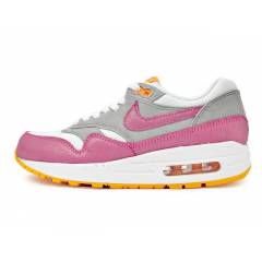 WOMENS AIR MAX 1 ESSENTIAL WHITE PINK