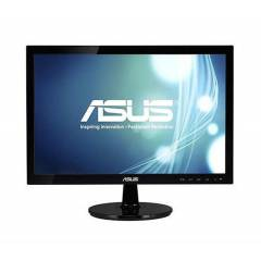 ASUS 18.5 VS197DE 5MS LED MON�T�R PARLAK S�YAH