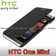 Htc One Mini K�l�f One Mini Kapakl� K�l�f