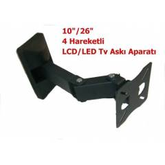 "19""-22""  4 Hareketli LCD-LED TV Ask� Aparat�"