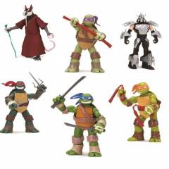 Ninja Turtles Sesli Aksiyon Fig�rler